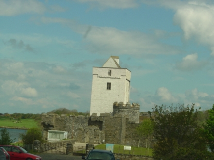 Doe Castle Creeslough