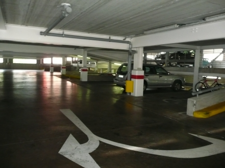 Glenveagh Court Multi Story Car Park